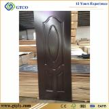 Wenge/ Teak Melamine HDF Moulded Door Skin Panels