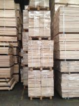 Brown/White Ash Strips, 300-1500 mm