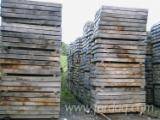 Sawn and Structural Timber - Oak Railway Sleepers France