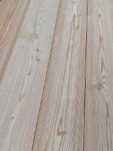 Bosnia - Herzegovina - Fordaq Online market - Solid Siberian Larch flooring - NEW PRODUCT!
