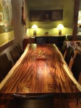 Tables - Vend Tables Design Feuillus Sud-Américains Saman