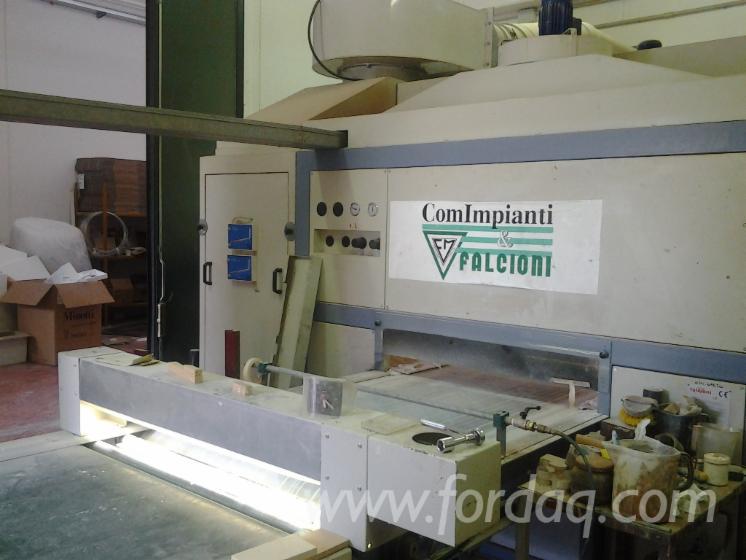 Gebraucht FALCIONI Unospray 1998 Spritzmaschinen Zu Verkaufen Italien