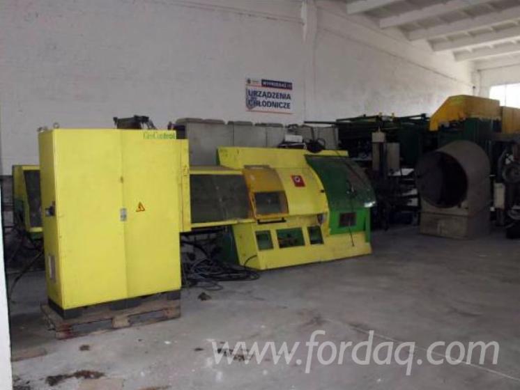 Macchine lavorazione legno