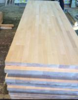 Find best timber supplies on Fordaq - STANDART PARKET 97 LTD. - BEECH B/C Quality -Finger Jointed -18; 26; 38 mm
