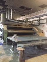 ERATIC Woodworking Machinery - Used Eratic Drying Kiln, 1995