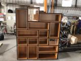 Asia Office Furniture And Home Office Furniture - Rubberwood Storage Systems