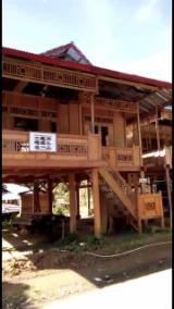 Réseau Négoce Maisons Bois - Vend Feuillus Asiatiques 48 m2 (sqm)