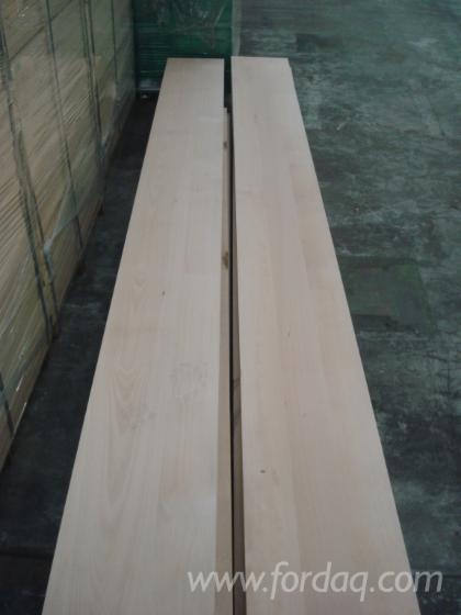 Beech Solid Panels, 30+ mm