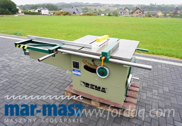 Used-REMA-DMMA-35-Circular-Saw-With