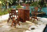 Singapore Garden Furniture - Manufacturer or garden furniture and garden accessories from bangkirai, keruing, kapur