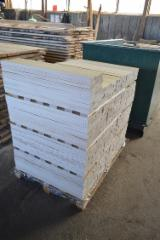 Offers Latvia - Solid wood birch elements and planks, PEFC