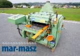 Vierseitenhobelmaschine KUPFERMUHLE 60, Nasshobel, Hobelmaschine für Stämme mit Köpfen