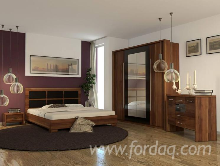 Wholesale Contemporary Particle Board Bedroom Sets Romania