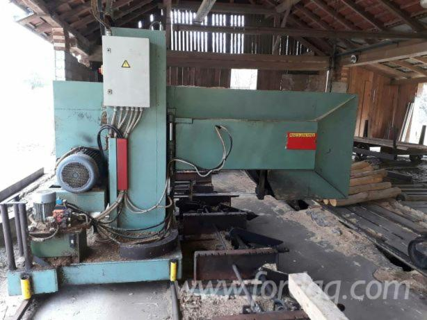 Used Lindner Horizontal Frame Saw For Sale Romania