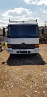 Mercedes Woodworking Machinery - Used Mercedes 2004 Truck For Sale Romania