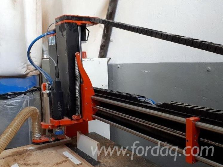 Ploter frezujący CNC BLACK 2131