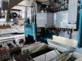 Esseteam Woodworking Machinery - Working centre ESSETEAM model SPRINT M12 at 4 axis