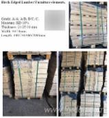 Furniture Components - KD Birch Furniture Elements