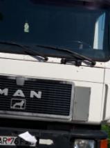 Short Log Truck - Used MAN Short Log Truck Romania