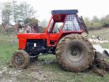 Forest Tractor - Used -- Forest Tractor Romania