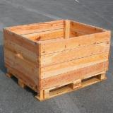 Pallet For Food Contact Pallets And Packaging - Wood pallet 2 grade 1200*800