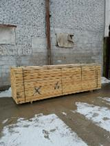 栈板、包装及包装用材 - 苏格兰松, 40 - 1200 立方公尺 每个月