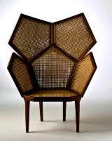 Vietnam Living Room Furniture - Vietnamese Rattan LUI 5 Armchair