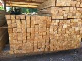 锯材及结构木材 南美洲 - 半边板, 柚木