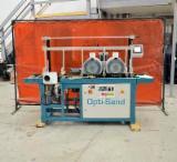 Opti-Sand Woodworking Machinery - Used 2013 Opti-Sand L202 Brush Sander