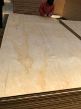 LVL - Laminated Veneer Lumber - plywood pine face and back poplar core