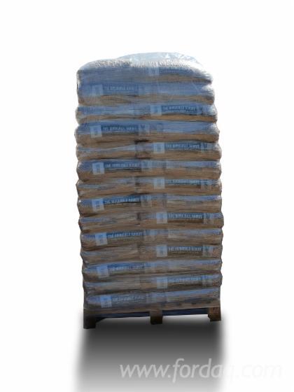 Kiln Dry Fir Pellets For Sale, 6 mm