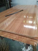 null - Red Oak AA-Rustiq Natural Plywood China