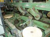 Used ESTERER 1999 Double Blade Edging Circular Saw For Sale France