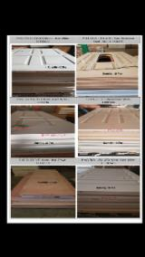 Finished Products (Doors, Windows etc.)  - Fordaq Online market - Mixed Species/ Shapes Wooden Doors
