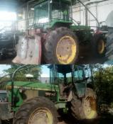 Tractor Forestier - Vand tractor forestier johnDeere 4x4