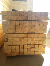 Pallets En Verpakkings Hout Noord-Amerika - Gewone Spar  - Vurenhout, Den  - Grenenhout, 500 - 1000 m3 per maand
