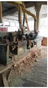 Moulding Machines For Three- And Four-side Machining - Used -- Moulding Machines For Three- And Four-side Machining For Sale Romania
