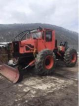 Forest & Harvesting Equipment  - Fordaq Online market - Used -- Forest Tractor Romania