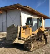 Servicii Comerciale Pentru Industria Lemnului - Închiriez buldozer caterpillar d5m