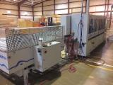 Infeed And Outfeed Units - Used 2003 LIGMATECH ZHR 01 BOOMERANG Flat Belt Return Conveyor