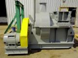 Montgomery Machine Woodworking Machinery - Used Montgomery 18 HD-40 Wood Waste Grinder