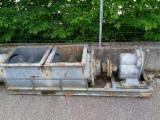 Conveyor Belt For Hogged Wood, Chips, Fibre - Cochlea
