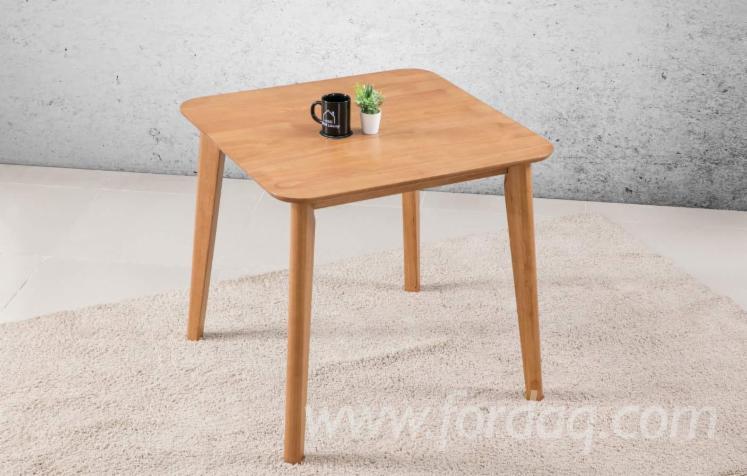 Glamorous PortLand - Rubberwood Dining Room Furniture