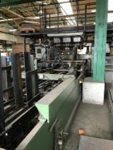 Pallet Production Line - Used Corali 1995 Pallet Production Line For Sale Germany