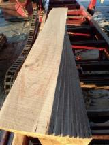 Hardwood  Sawn Timber - Lumber - Planed Timber - top layer lamellas turkey oak ( quercus cerriis)