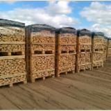 Energie- Und Feuerholz - Eiche Brennholz Ungespalten