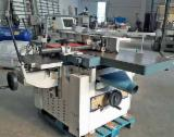 Surfacer And Thicknesser - Used Top Master FSM 515 2002 Surfacer And Thicknesser For Sale Italy