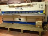 Fisher + Rückle Woodworking Machinery - Veneer Crossfeed Splicing Machine Fisher+Ruckle FZL-34 DELTA
