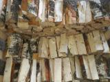 Russia Supplies - Birch Firewood/Woodlogs Cleaved