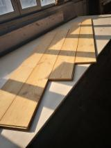 Flooring and Exterior Decking - 3-layer engineered wood flooring larch+pine+larch